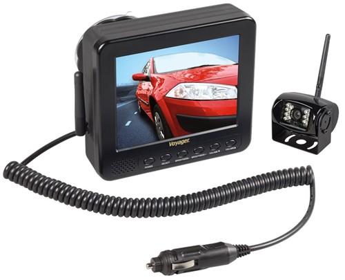 Backup Camera System >> Voyager Digital Wireless 5 6 Inch Color Backup Camera System Voyager