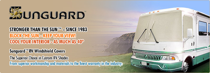 SunGuard Windshield Covers